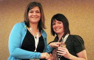 Account Manager Wins Award