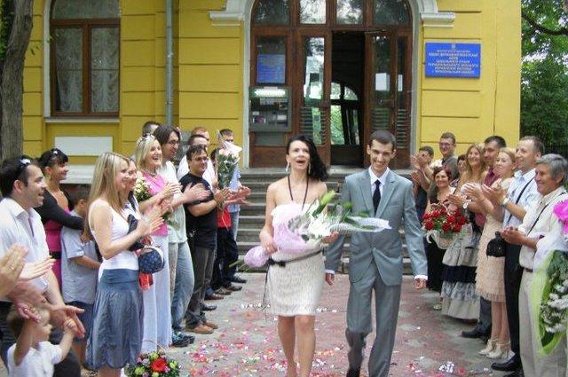Congratulations, Inna & Denis!