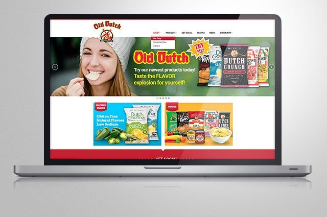 Fresh new site for Old Dutch
