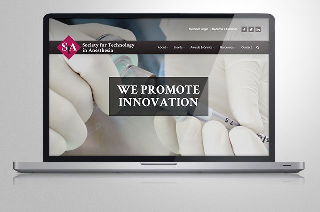 New site for Society for Technology in Anesthesia